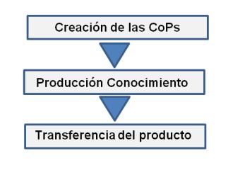 Procesos CoPs
